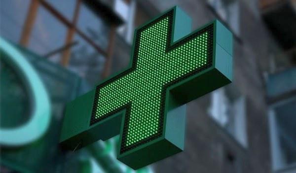 светодиодный аптечный крест купить в Перми